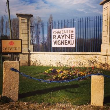 Portail Rayne Vigneau