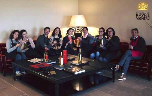 Les Blogueurs à Rayne Vigneau